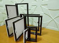 Потайные дверцы под плитку 400х500