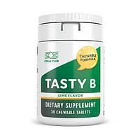 Tasty B - вітаміни групи В зі смаком лайма (жувальні)