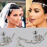 Тиара свадебная для невесты, фото 2