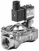 Клапан электромагнитный нормально открытый (НО) SC G238C021 (ASCO Numatics)