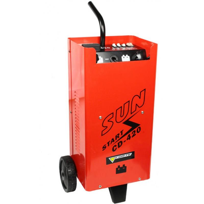 Пуско-зарядний пристрій Forte СD-420FP