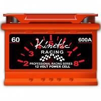 Аккумулятор автомобильный Kinetic Racing 6CT-60 АзЕ