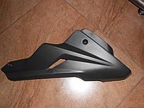 Пластик нижний правый декоративной защиты двигателя Loncin 250-2A GP RE250