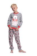 Пижама для мальчика  BNP 012/002 * (122-140 р.)(ELLEN). Новинка осень-зима 2018
