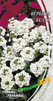 Семена цветов Вербена Белая (Семена)