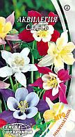 """Семена цветов Аквилегия (Орлики) смесь, многолетнее 0,2 г, """"Семена Украины"""", Украина"""