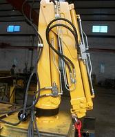 Аренда кран-манипулятора грузоподъемностью 1000 кг BOB LIFT