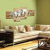 """Модульная картина """"Ветка белых орхидей"""", фото 2"""