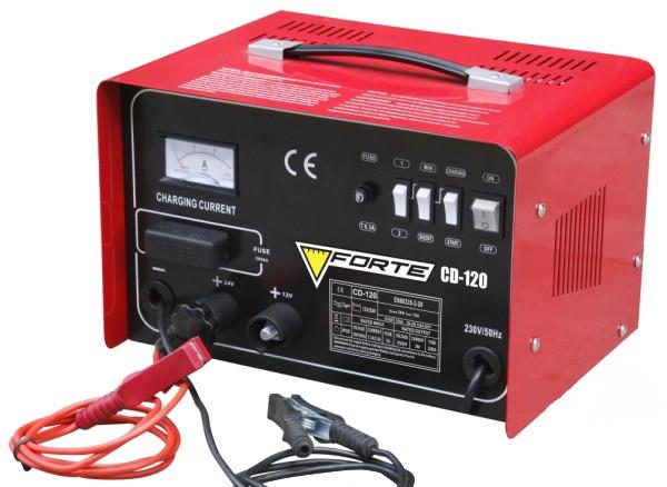 Пуско-зарядное устройство Forte СD-120