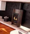 Отопительная печь-камин длительного горения Masterflamme Grande I (коричневый бархат), фото 5