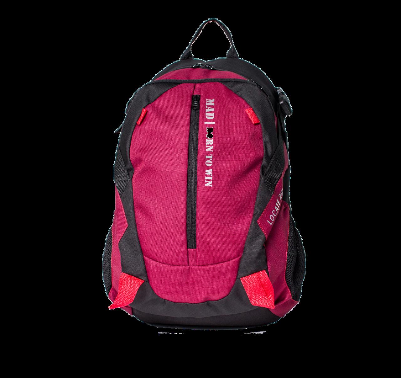 Рюкзак Locate (бордовый)