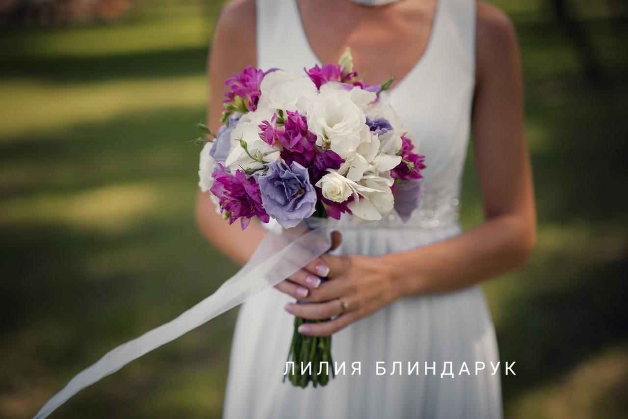 Свадебный букет невесты №57