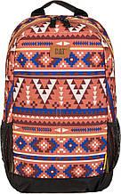 Рюкзак CAT Millennial AOP Ethnic 83448;356, разноцветный 18 л