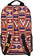 Рюкзак CAT Millennial AOP Ethnic 83448;356, разноцветный 18 л, фото 4