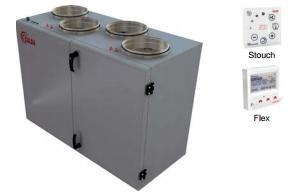 Приточно-вытяжная установка Salda RIS 400 VE 3.0, фото 2