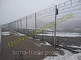"""Панельні огорожі для будинків """"Кольчуга"""", фото 5"""