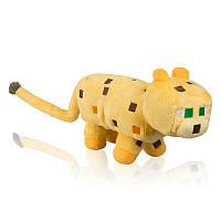 Мягкая игрушка Оцелот из Minecraft  40 см.