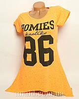Женская футболка - туника