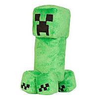 Мягкая игрушка «Minecraft Creeper» - Крипер 30 см.