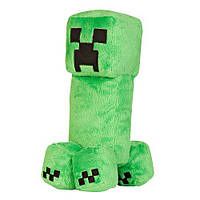 Мягкая игрушка «Minecraft Creeper» - Крипер 30 см.