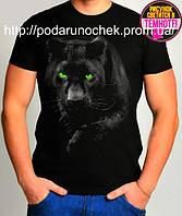 Светящиеся футболки Футболки Пантера, фото 1