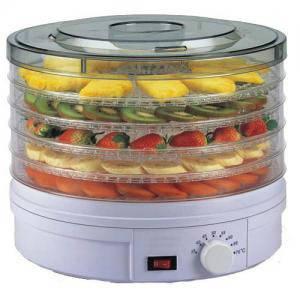 Сушилка для овощей и фруктов AURORA AU 370, фото 2