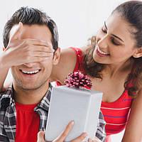 Что подарить? Пять идей для подарка мужчине!