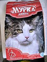 Наполнитель для кошачьих туалетов Мурка, крупный