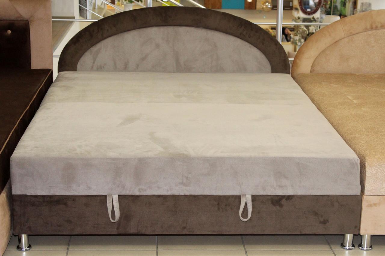 Кровать с матрасом и подъёмным механизмом 60-1-4-24