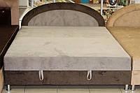 Кровать с матрасом и подъёмным механизмом 60-1-4-24, фото 1