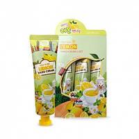 Esfolio Tea Time Lemon Hand Cream, Крем для рук чай с лимоном 906