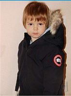 Детский зимний Пуховик парка Canada Goose