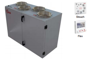 Приточно-вытяжная установка Salda RIS 1900 VЕ 3.0