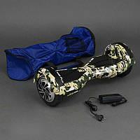 Гироскутер А 6-4 / 772-А6-4 Lambo (1) колёса диаметром 6,5 дюймов, Bluetooth, СВЕТ, в сумке