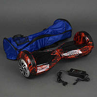 Гироскутер А 6-3 / 772-А6-3 Lambo (1) колёса диаметром 6,5 дюймов, Bluetooth, СВЕТ, в сумке