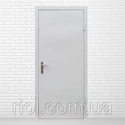 Двери входные технические 1мм (один лист металла)