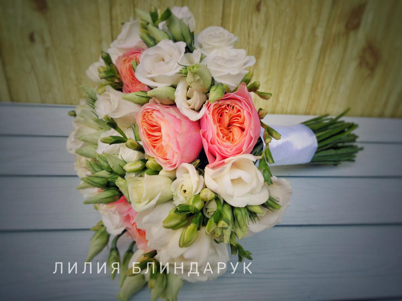 Букет невесты №58