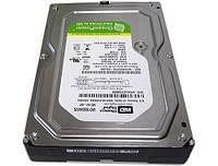 Жесткий диск для компьютера 160Gb Western AV-GP, SATA2, 8Mb, 7200 rpm, (WD1600AVVS)