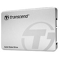 SSD 128Gb, Transcend SSD370 Premium, SATA3, 2.5', MLC, 560/460 MB/s (TS128GSSD370S)