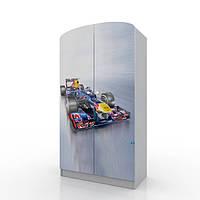 """Шкаф для детской комнаты """"Formula 1"""""""