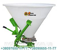 Разбрасыватель минеральных удобрений РД-500 (Украина)  + кардан