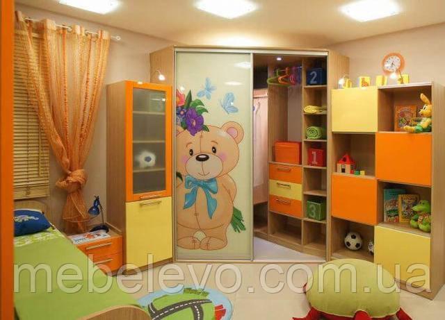 шкаф-купе в детскую