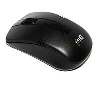 Мышь HQ-Tech HQ-WMP32 Black, Wireless 2.4G, USB, Optical 100DPI, Box