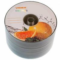 Диск CD-R 50 шт. Videx 'Fresh Грейпфрут'