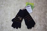 Детские вязаные перчатки р.17 Sergent Major Франция