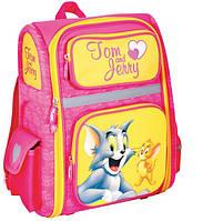 Школьный каркасный рюкзак  Tom and Jerry *