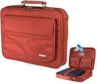 """Сумка для ноутбука 15.6"""" Continent CC-03 Red"""
