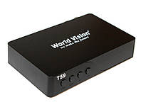TV-тюнер внешний автономный World Vision T-59 HD DVB-T2