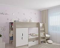 """Детская двухъярусная кровать """"Фиеста"""""""