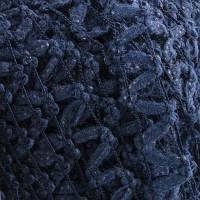 Пряжа Mondial Carta Темно-синий